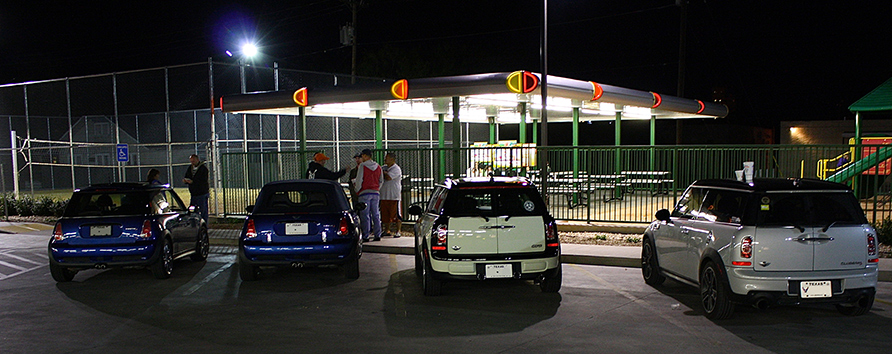 Abilene Sonic Meet-up