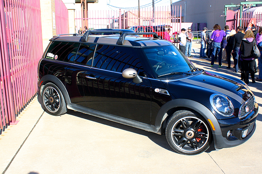 Beautiful Bond Street Clubman S!