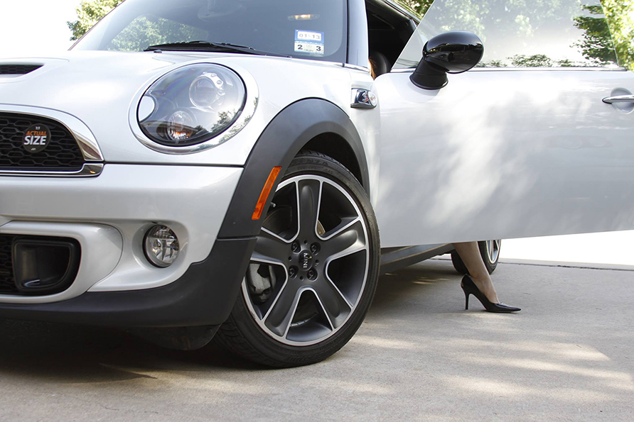 2012 White Silver Edition Clubman S