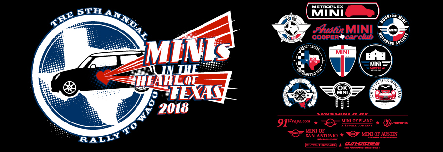 MINIs in the Heart of Texas 2018